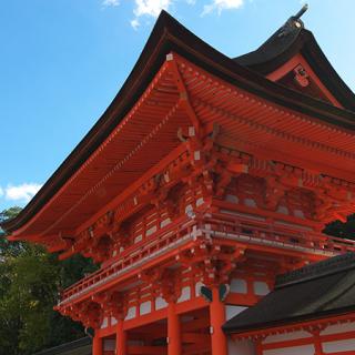 shimokamo-shrine