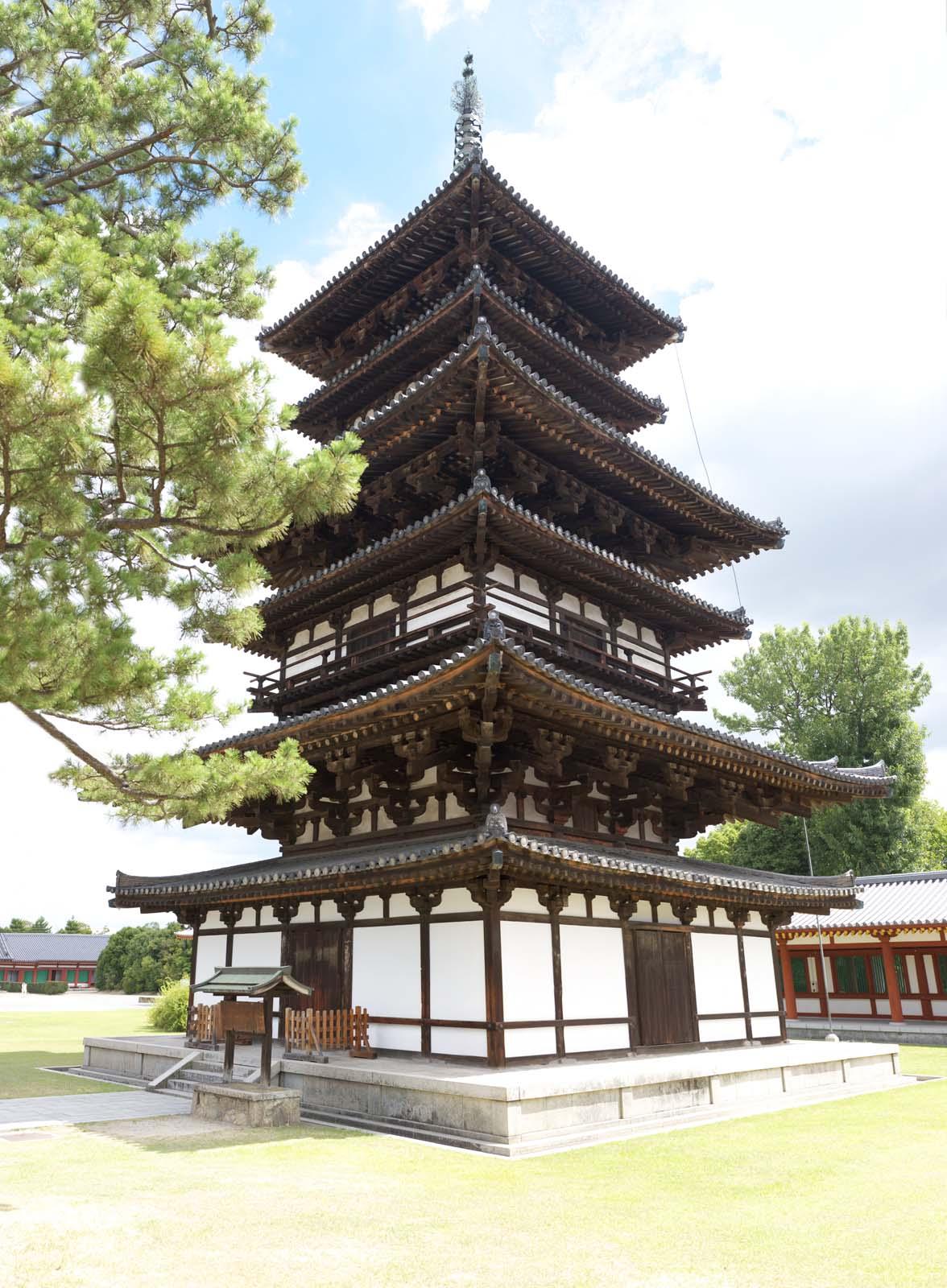 yakushiji-2-4TheEastPagoda